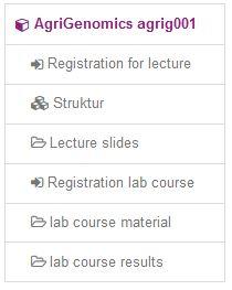 OLAT access course materials